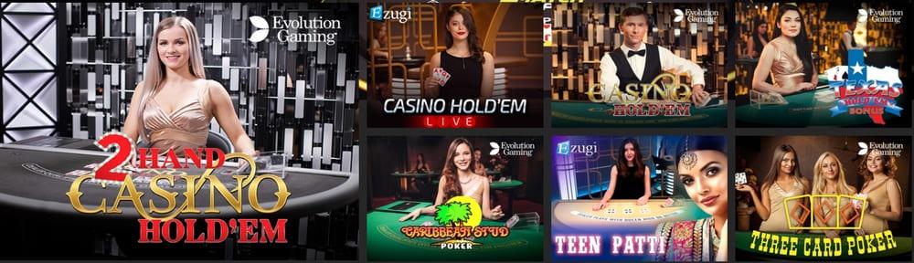 live casino portugal